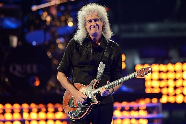 Preso em casa, Brian May, do Queen, ensina solo de Bohemian Rhapsody