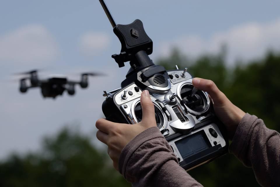 Drones se juntam à batalha contra o coronavírus na Austrália