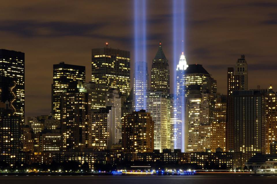 Coronavírus já casou mais mortes nos EUA que 11 de setembro