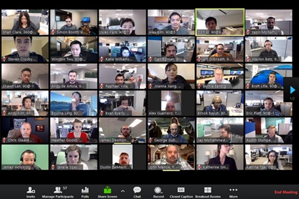 Hackers invadem videochamadas no Zoom para postar pornografia