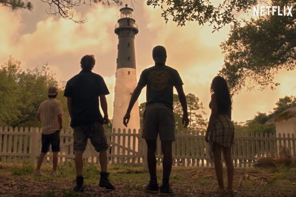 Outer Banks: confira o primeiro trailer da nova série da Netflix