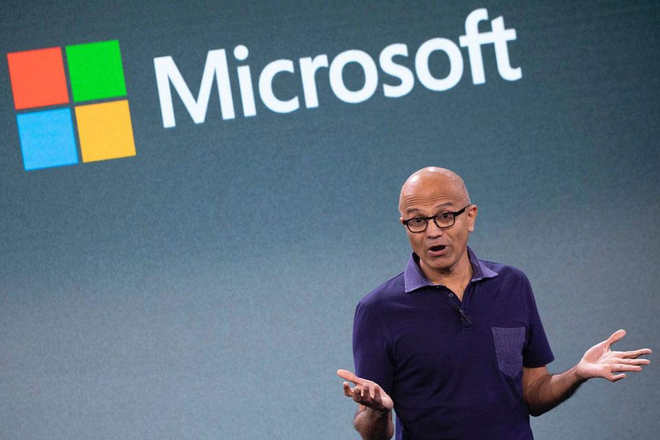 Bolsa de NY: Microsoft foi a única empresa que cresceu em 2020