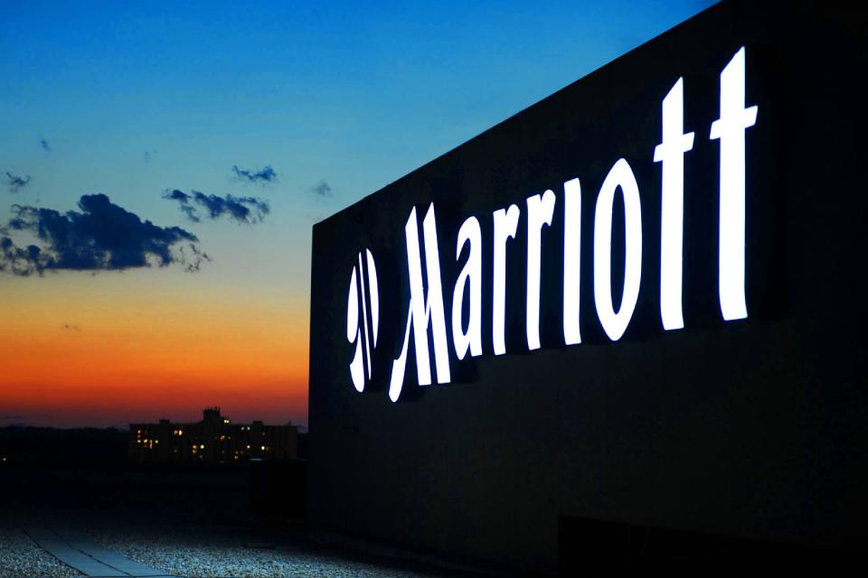 Hackers expõem dados de 5,2 milhões de hóspedes da rede Marriott