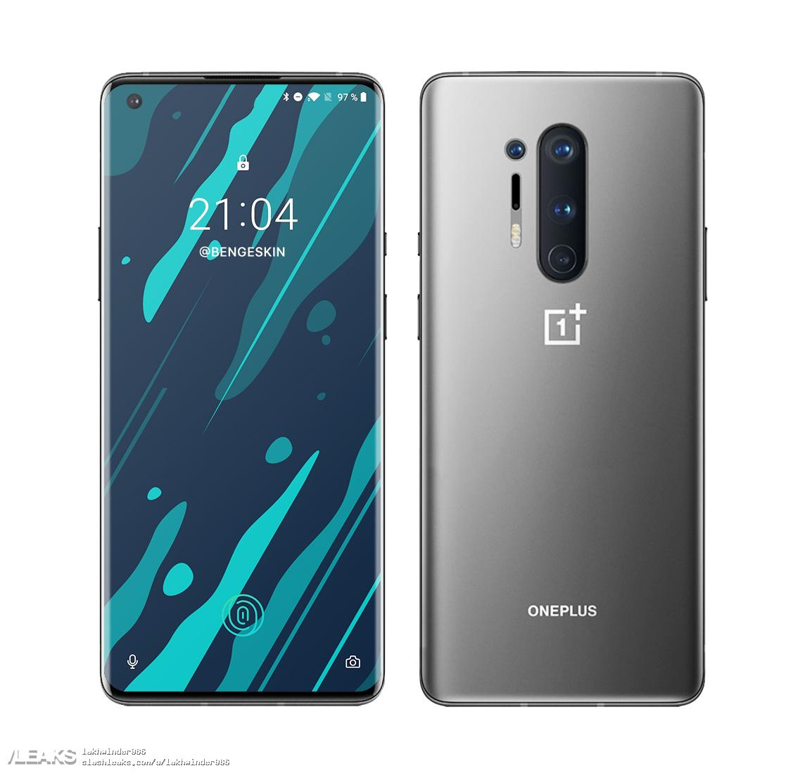 Oneplus 8 E 8 Pro O Que Sabemos Ate Agora Sobre Os Smartphones Tecmundo
