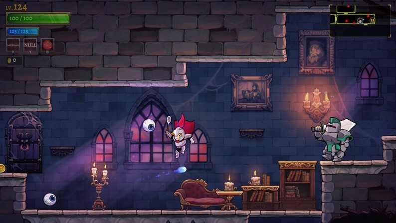 Rogue Legacy 2 é anunciado para PC através da Steam