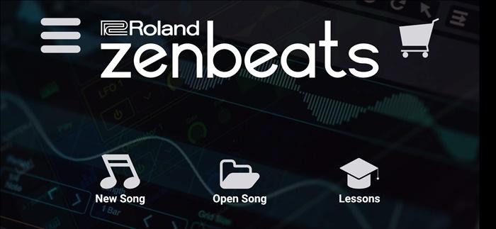 App de criação musical oferece diferentes opções