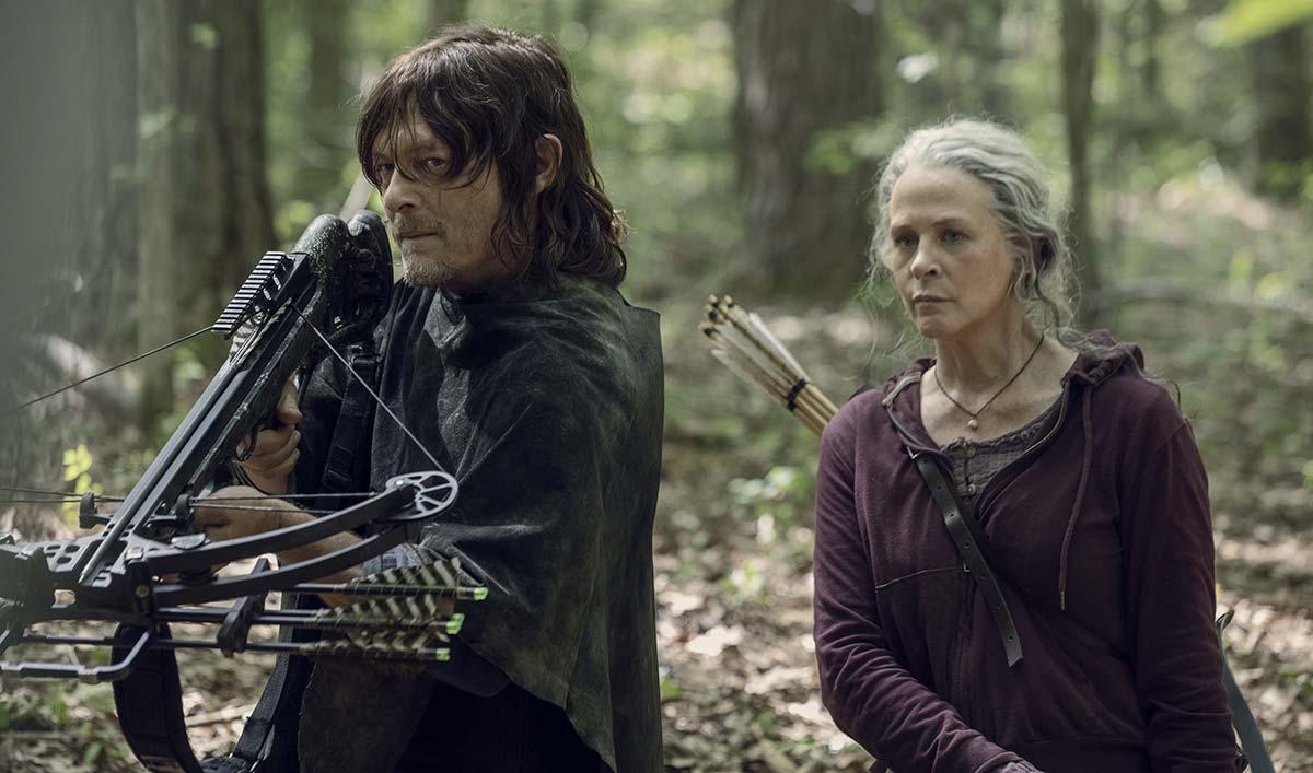Será que Daryl e Carol vão conseguir sobreviver até a nova temporada?