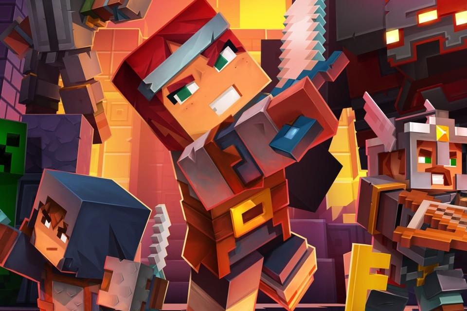 Minecraft Dungeons: conferimos a nova fase e recursos do jogo
