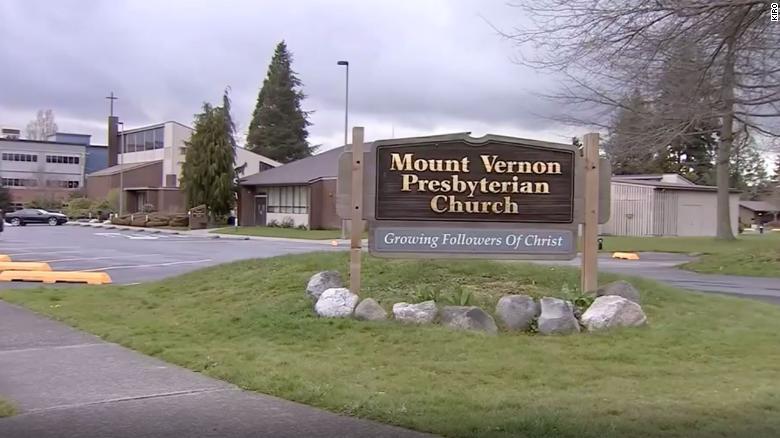 O coral praticava na Igreja Presbiteriana de Mount Vernon. (Fonte: Reprodução)