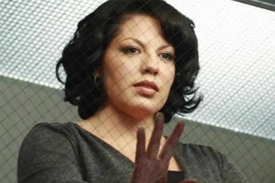 Callie, vivida por Sara Ramírez