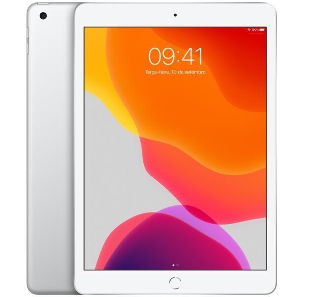 """Imagem: Tablet Apple iPad 7ª Geração, Apple A10 Fusion, 128GB,10,2"""""""