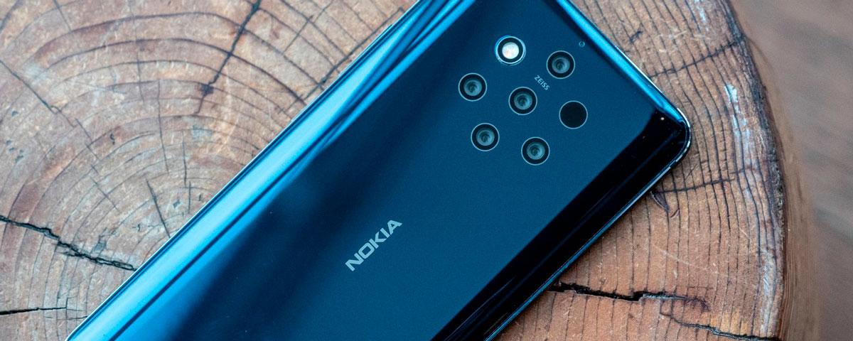 Nokia 9.3 PureView pode ter cinco câmeras e sensor de 108 MP ...