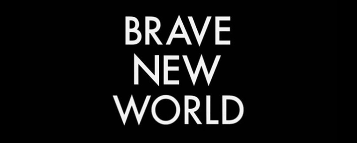 Imagem de: Brave New World: série sci-fi baseada na obra de Aldous Huxley ganha teaser