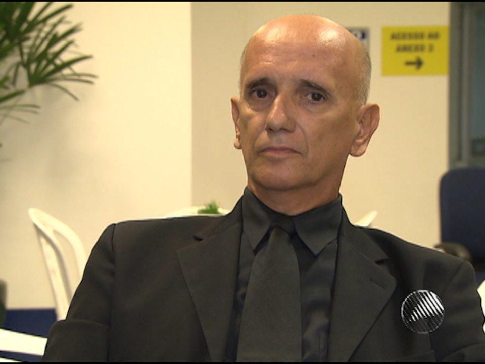 Carlos Terra, pai de Lucas