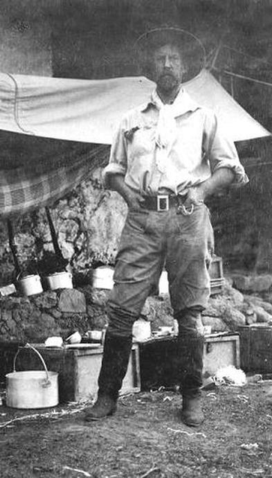 Fawcett também teria servido como inspiração para Indiana Jones. (Fonte: Cosmic Polymath / Reprodução)