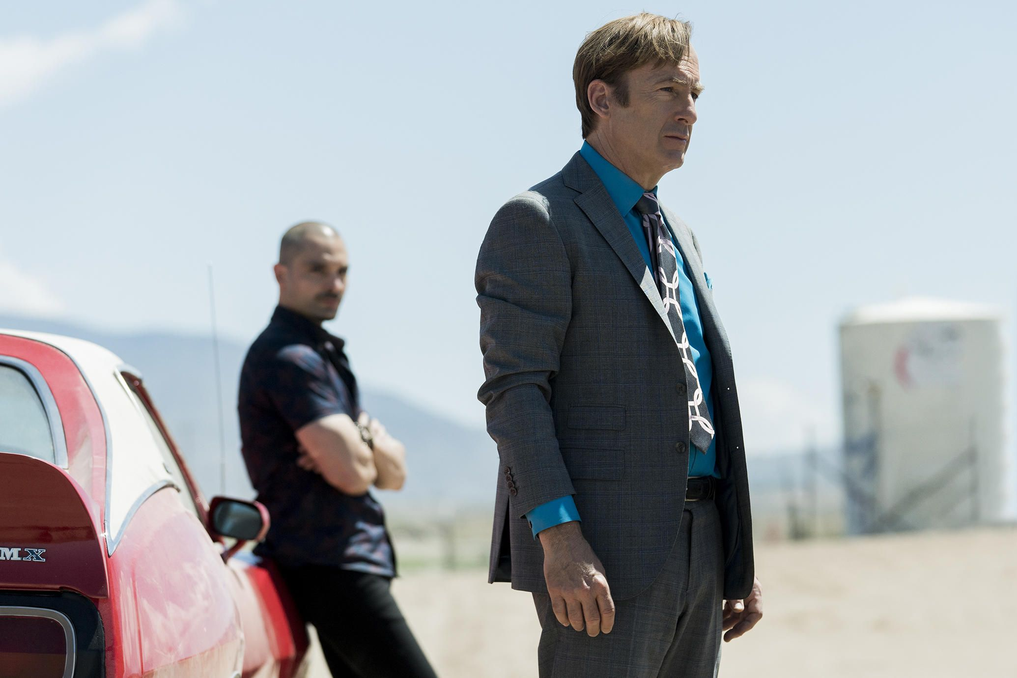 Season finale of Better Call Saul will be aired on Monday night. (AMC/Play)
