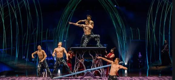 (Fonte: Cirque du Soleil/Reprodução)