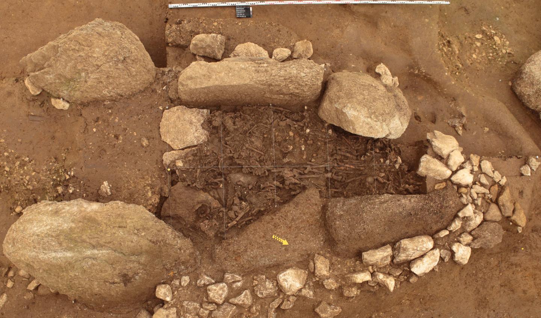 (Serviço Arqueólogico de Berna, Suíça)