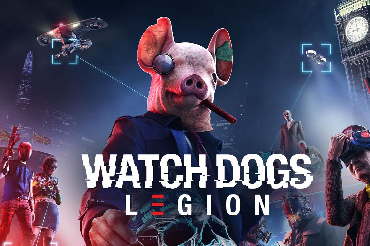 Watch Dogs: Legion pode ser lançado para a próxima geração [RUMOR]   Voxel