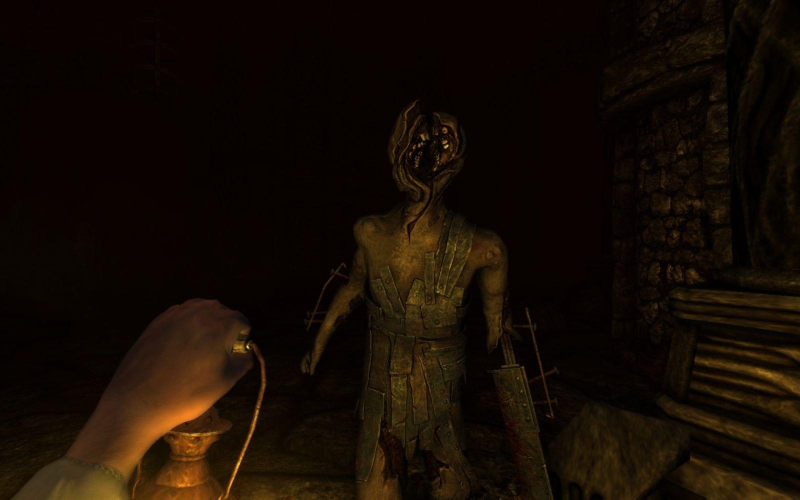 Amnesia: The Dark Descent estará gratuito na Epic Games ...