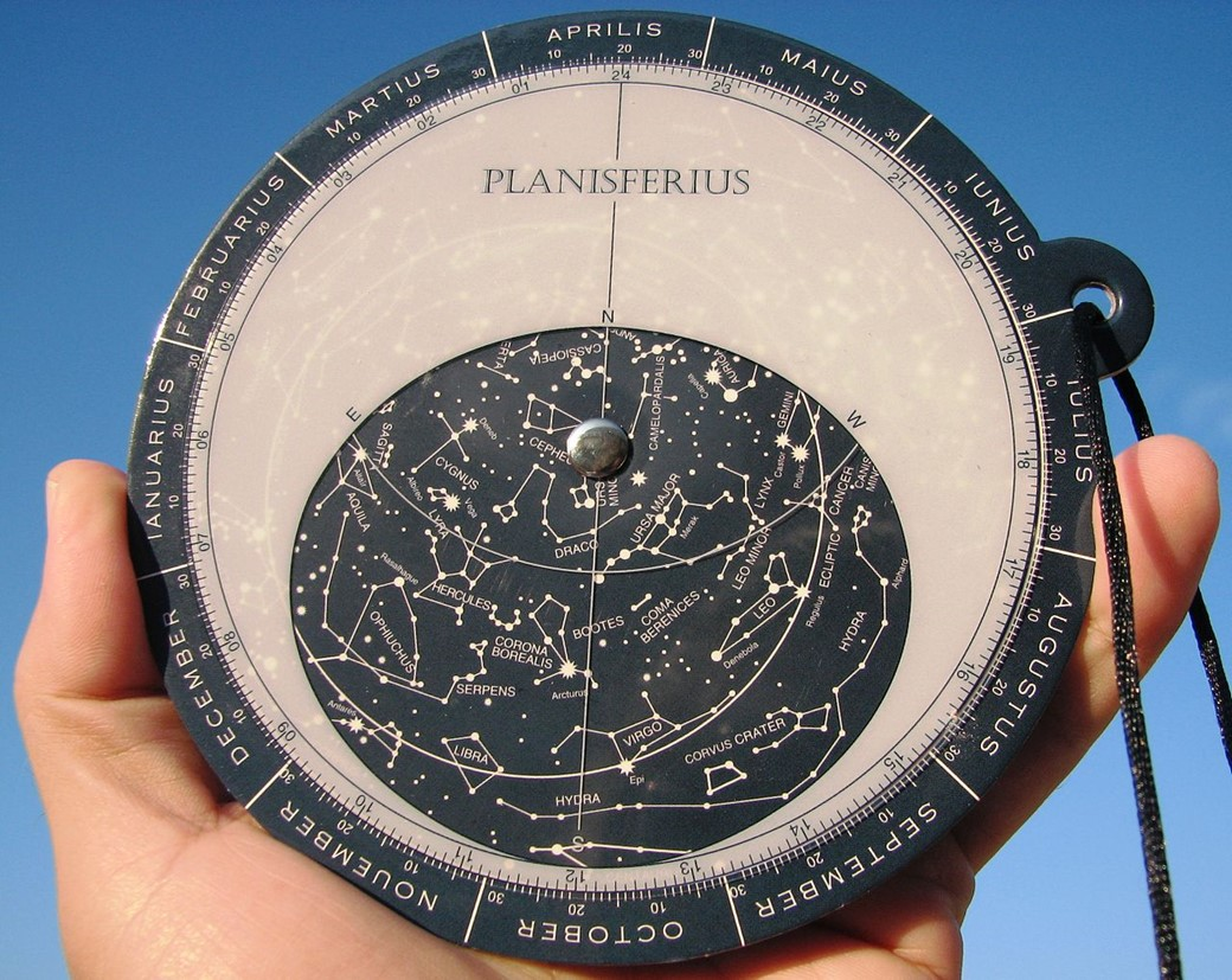 Planisfério celeste