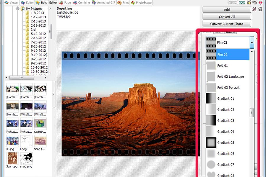 Photoscape é uma boa opção para quem precisa editar rapidamente