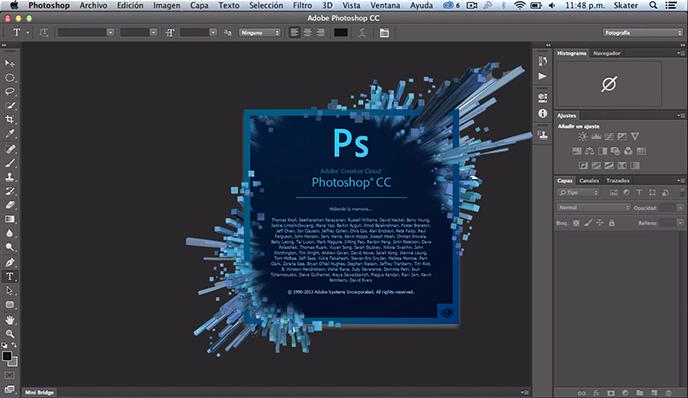 Adobe Photoshop é a opção mais completa e robusta do mercado