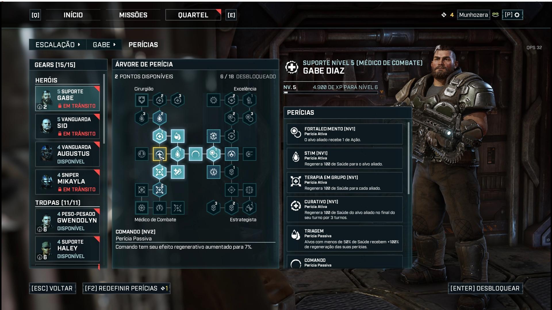 Gears of War Tactics traz gameplay à la XCOM puro e sem muitas firulas