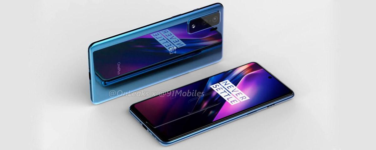 OnePlus Z tem design revelado em nova foto vazada - TecMundo