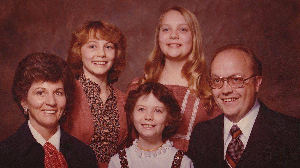 A família Broberg (Fonte: BBC/Reprodução)