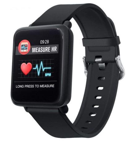 Imagem: Smartwatch M28, à prova d'água