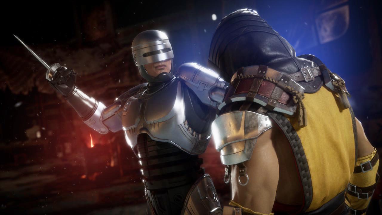 Mortal Kombat 11: trailer com Fujin, Sheeva, Robocop e volta de Friendships