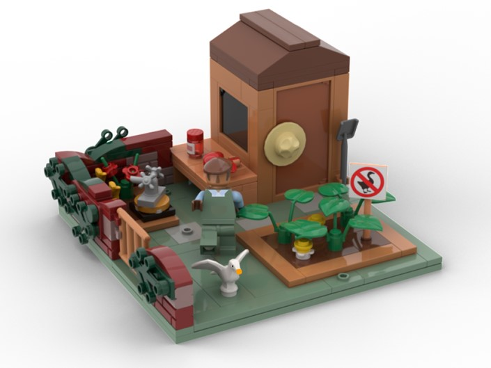 Zelda, Sonic e Untitled Goose podem ganhar kits LEGO