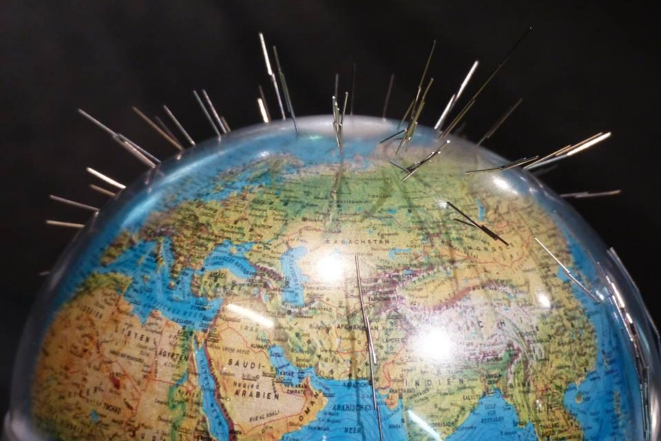 Cientistas explicam a 'dança' do polo norte magnético terrestre