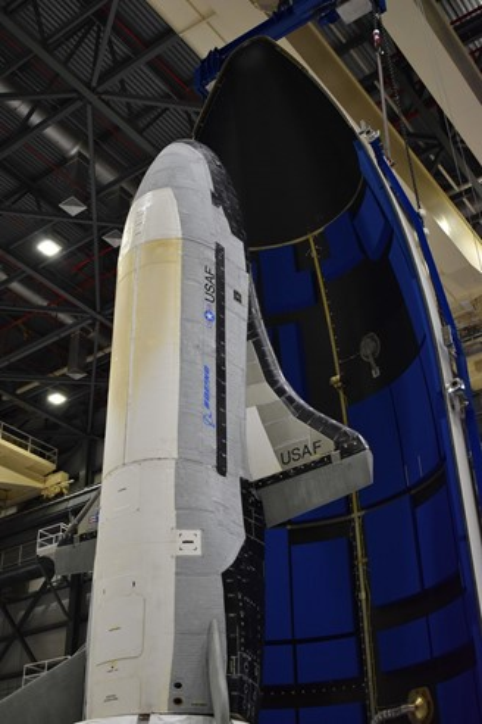 X-37B é a grande estrela de nova missão espacial.
