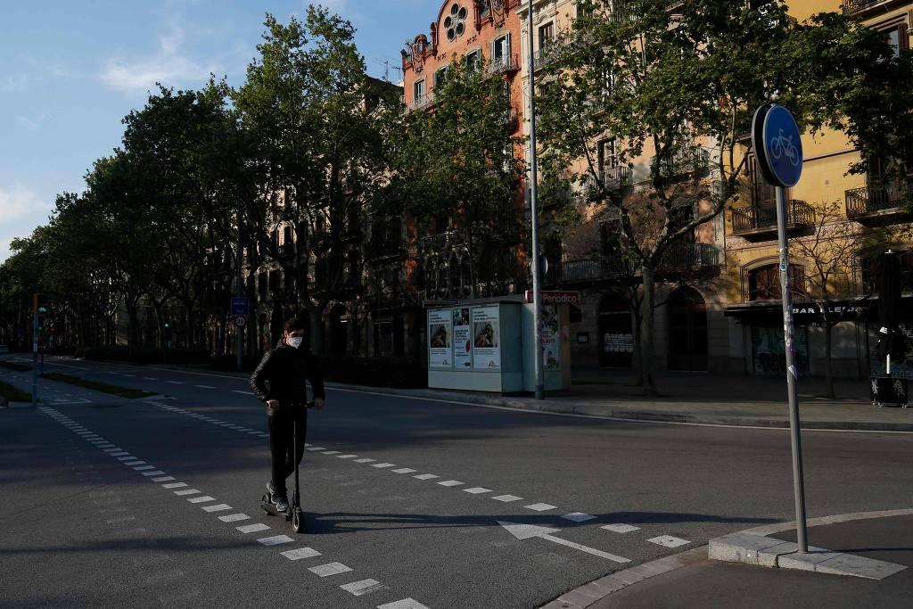 Na Espanha, a normalidade será retomada gradualmente (Fonte: Unsplash)