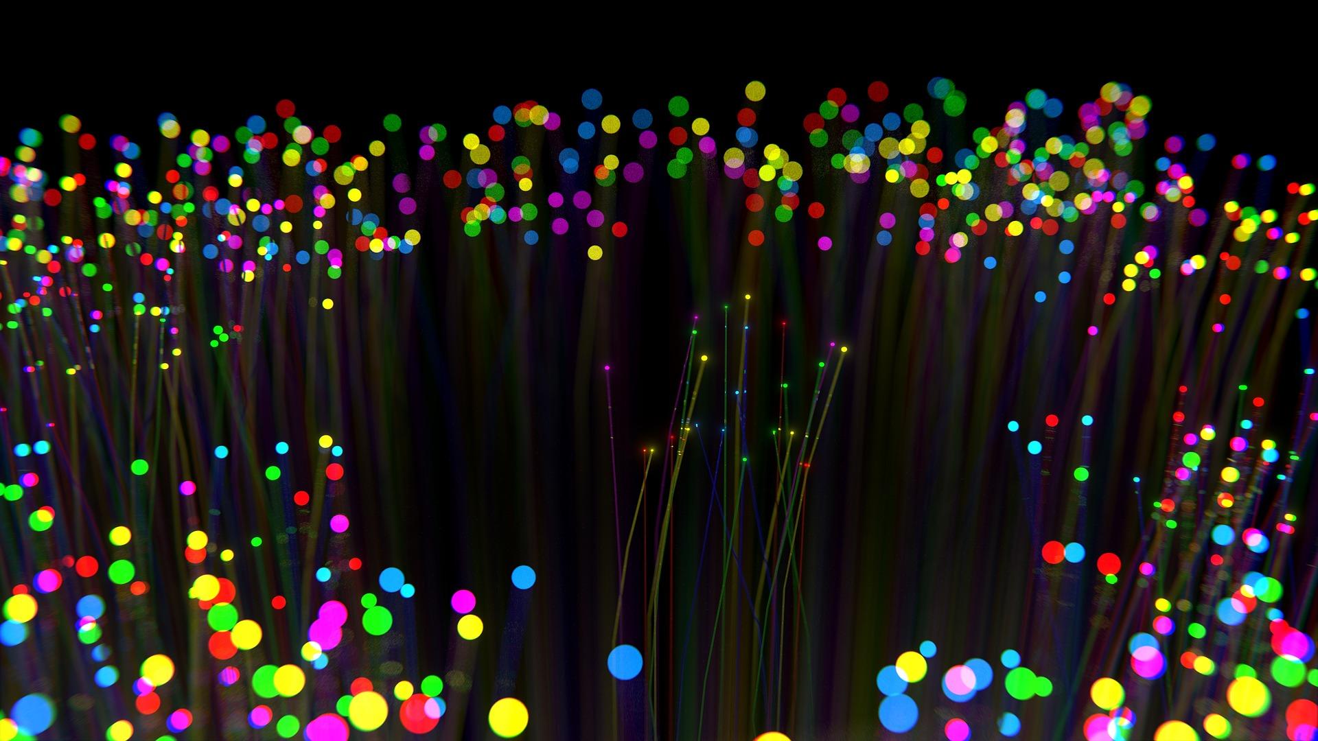 Uso de fibra óptica em organismos vivos, uma novidade e tanto.