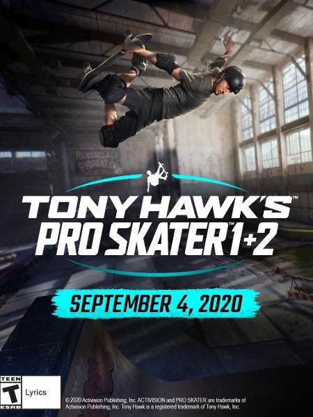 Tony Hawk's Pro Staker 1+2