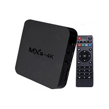 Imagem: Smart TV Box MXQ Ultra HD, 4K
