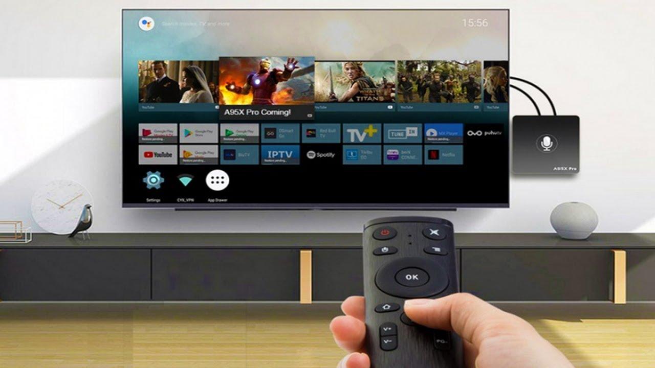 Saiba como usar a Smart TV Box para dar uma sobrevida para TVs antigas.