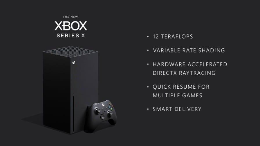 O Xbox Series X leva a melhor na batalha dos Teraflops