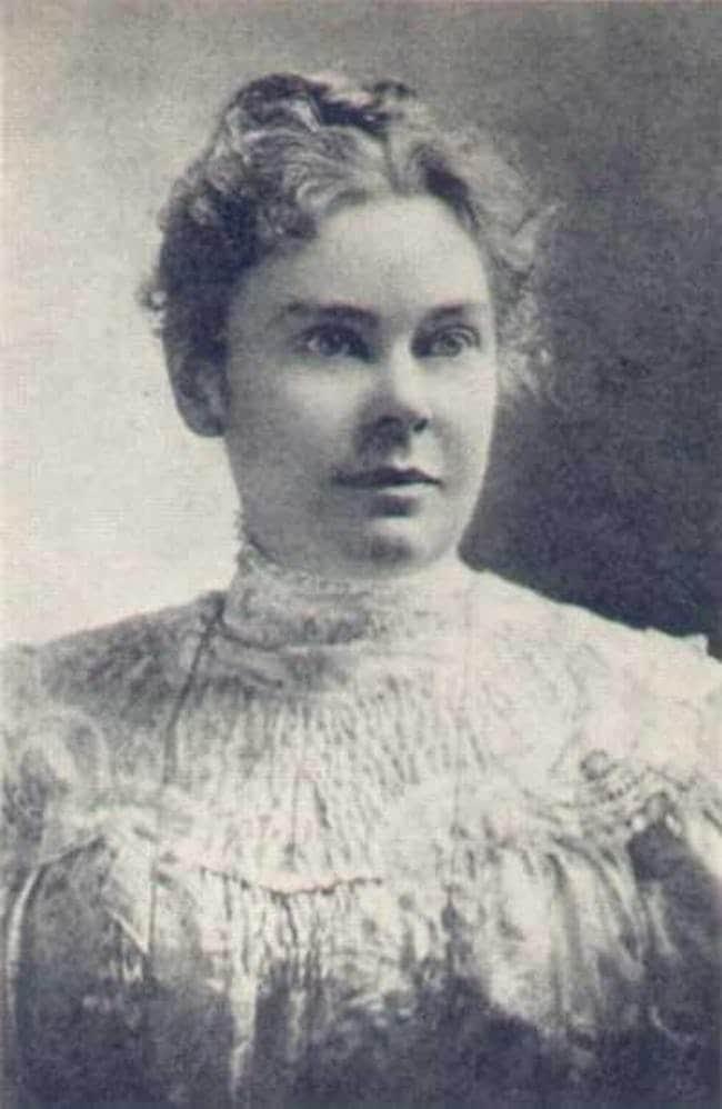 Lizzie Borden (Fonte: Ranker/Reprodução)