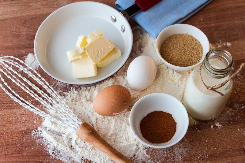 Organize os ingredientes antes que começar a cozinhar