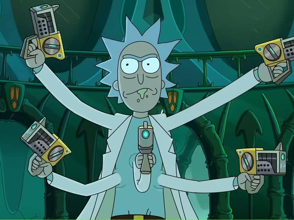 No domingo, dia 24, teremos o 9º episódio da 4 temporada da animação Rick and Morty