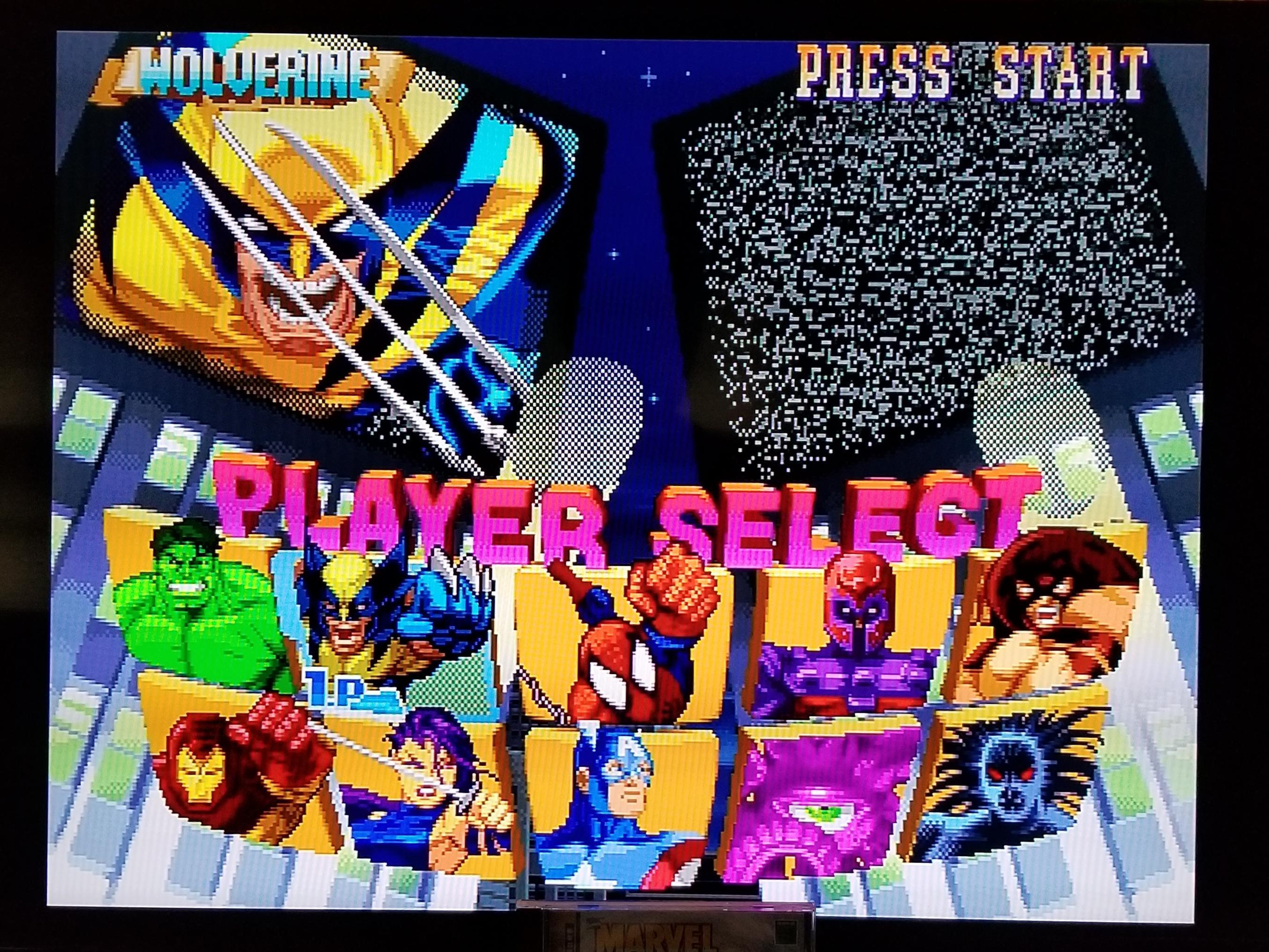 Mesmo tecnicamente inferior ao PS1, o SEGA Saturn era o melhor console para jogos de luta 2D