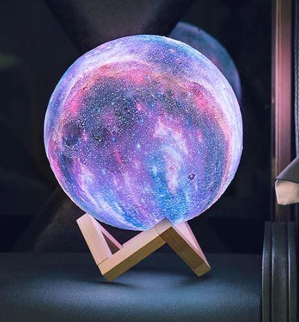 Imagem: Luminária 3D