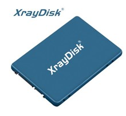 Imagem: SSD Xraydisk, a partir de 128GB