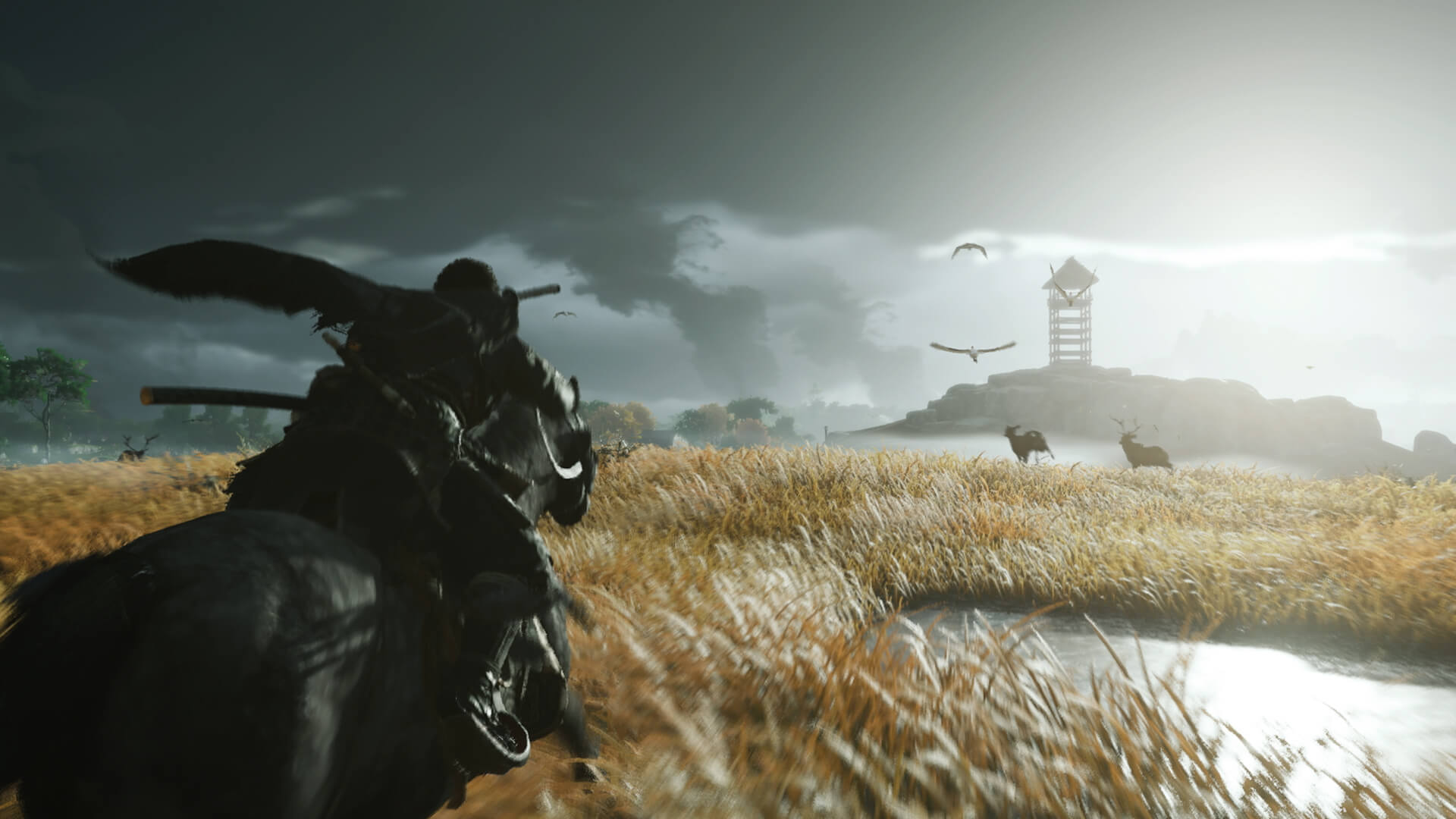 Filme Ghost Of Tsushima em desenvolvimento, dirigido pelo diretor de John Wick | Gaming Lab |