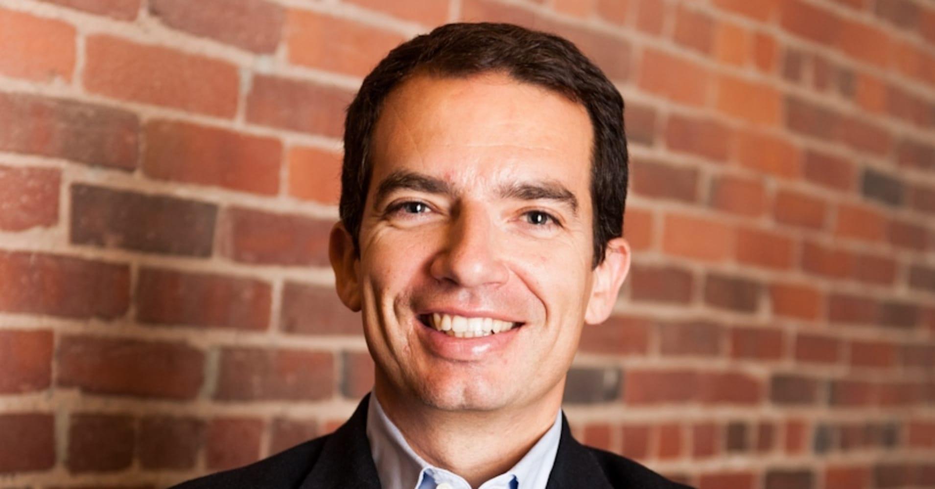 Stéphane Bancel, chefe executivo da Moderna.