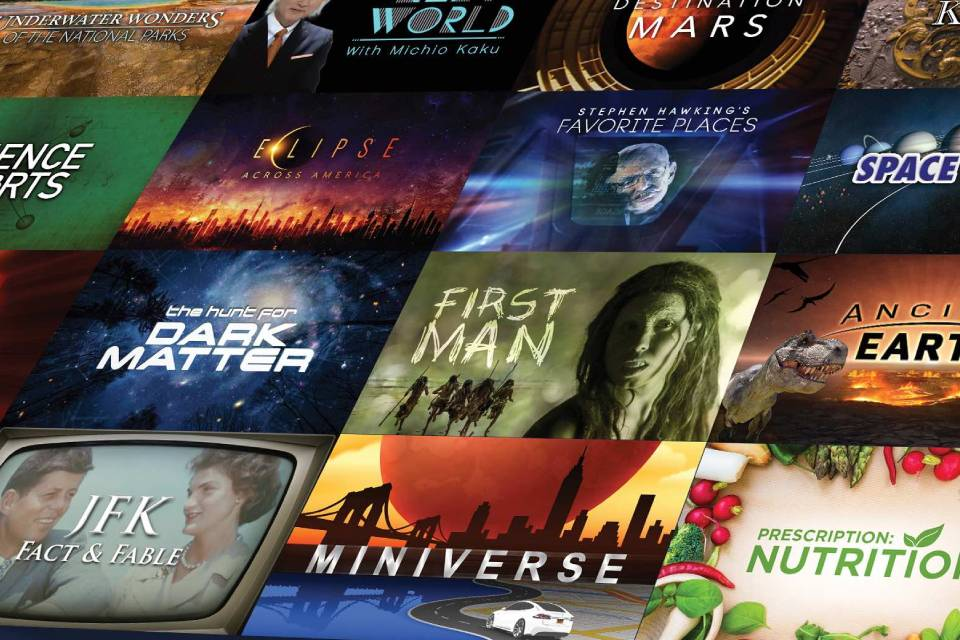 CuriosityStream: a Netflix de conteúdo científico e tecnológico